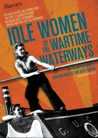 Idle Women poster
