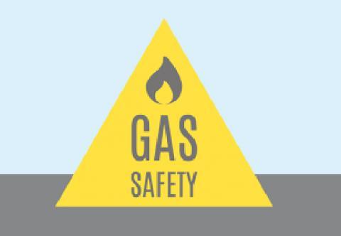 Gas Safety logo