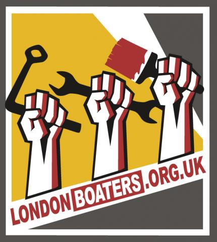 Logo for London Boaters