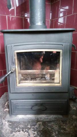 Photo of burner after renovation service